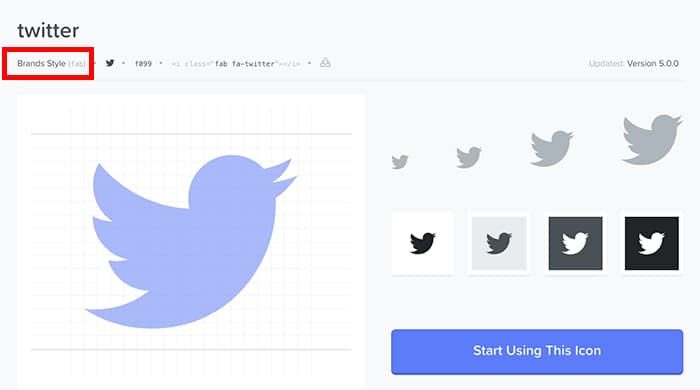 FontAwesome-twitter