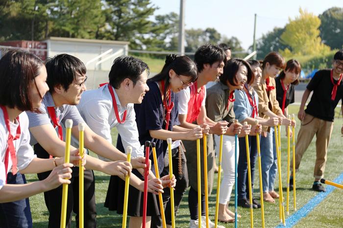 軽スポーツ大会キャッチストックドンパ